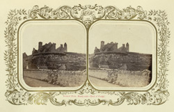 General View, South-East, Rock Of Cashel